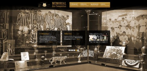 Memorial das Conquistas - Blog DNA Santastico