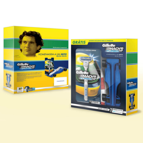 Pack Senna - Blog DNA Santastico