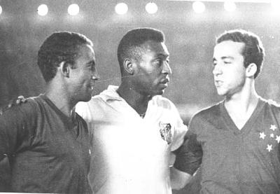 Pele contra o Cruzeiro - Blog DNA Santastico