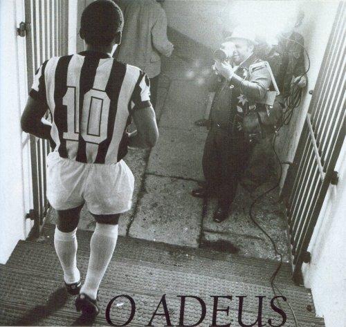 Pelé - O Adeus - Blog DNA Santastico
