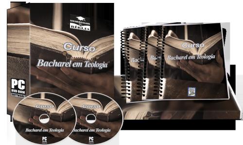 Curso Bacharel em Teologia - Blog DNA Santástico
