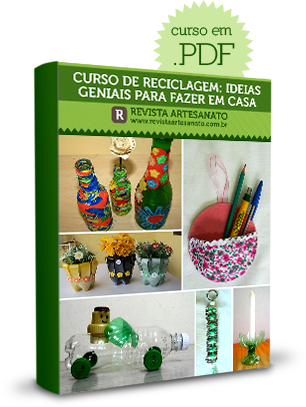 Curso de Reciclagem - Blog DNA Santástico