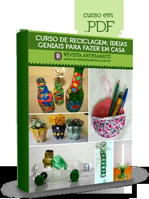 Curso de Reciclagem - Blog DNA Santástico