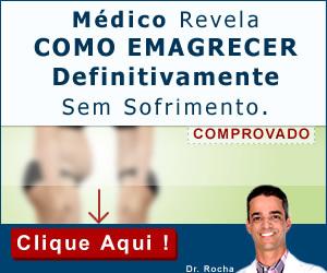 Emagreça com Dr. Rocha - Blog DNA Santástico