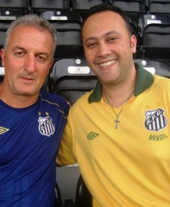 Dorival Junior e Edmar Junior - Blog DNA Santástico
