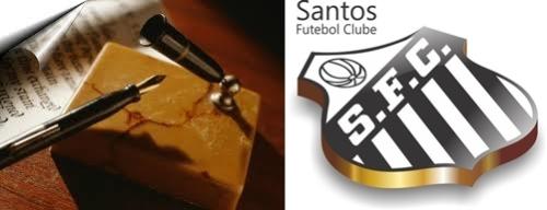 Poesia - Santos FC - Blog DNA Santástico