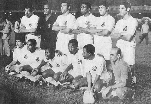 Santos FC - 1969 - Blog DNA Santástico