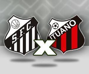 Santos x Ituano - Blog DNA Santástico