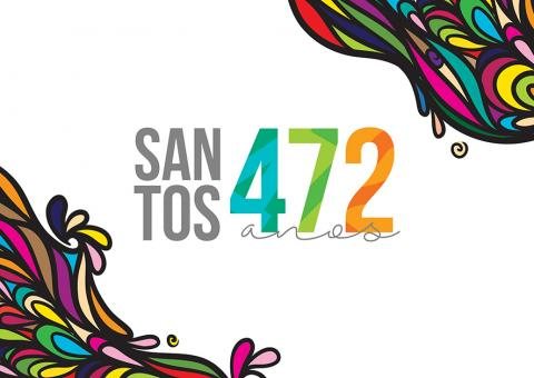 Santos 472 anos - Blog DNA Santastico