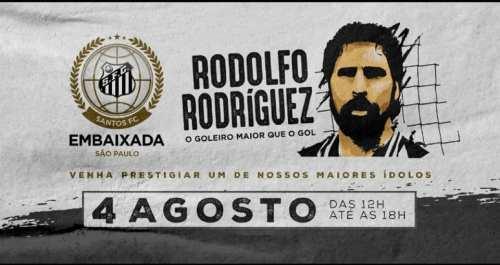 Rodolfo Rodríguez - Evento - Blog DNA Santástico