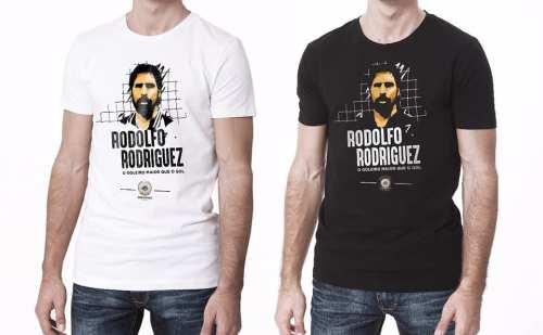 Rodolfo Rodríguez - Evento - Camisetas - Blog DNA Santástico